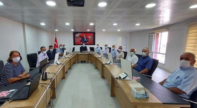 Düziçi SYDV toplantısı yapıldı