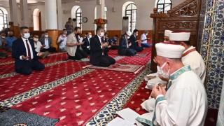 Osmaniye'de Şehitler için Mevlit okutuldu