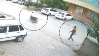 Osmaniye'de, motosiklet çalan 2 şüpheli yakalandı